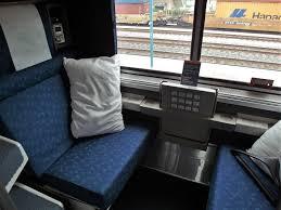 Amtrak Superliner Bedroom by 2bearbear Singapore Travel Blog