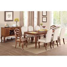 Shop Western Nailhead Dining Chairs Set Of 6 Free Shipping Today