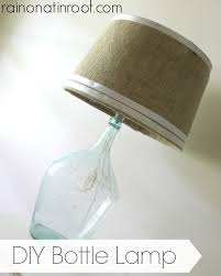 How To Make A Lamp Out Of Bottle