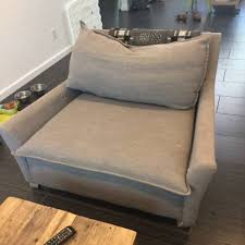 West Elm Bliss Sofa by West Elm Bliss Filled Sofa And Chair Furniture In Hayward