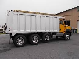100 Peterbilt Tri Axle Dump Trucks For Sale 2013 CATERPILLAR CT660 TRIAXLE ALUMINUM DUMP TRUCK FOR SALE 597586