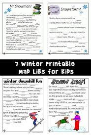 Halloween Mad Libs Free by Printable Mad Libs Archives Woo Jr Kids Activities