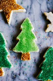 Christmas Tree Meringues Cookies by Christmas Sugar Cookies With Classic Butter Cream Icing U2014 The
