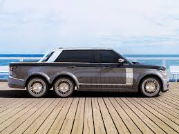 What!? A Range Rover 6x6 Pickup Truck That Comes With Your Yacht ... Range Rover Car Mod Euro Truck Simulator 2 Bd Creative Zone P38 46 V8 Lpg 4x4 Auto Jeep Truck In Fulham Ldon P38 25 Tdi Proper Billericay Essex Gumtree Range Rover Startech 2018 V20 Ats Mods American Simulator Licensed Land Sport Autobiography Suv Remote Rovers Destroyed As Hits Low Bridge New 20 Evoque Spied Wilde Sarasota Startech Introduces Roverbased Pickup Paul Tan Image Your Hometown Dealer Thornhill On 3500 Worth Of Suvs On Transport Smashed By