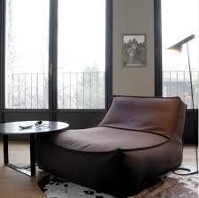 MODERN LOUNGE CHAIR Re Inventing The Bean Bag Chair