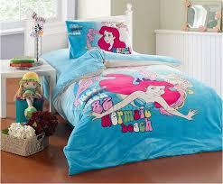 blue the little mermaid bedding kids twin bedding sets