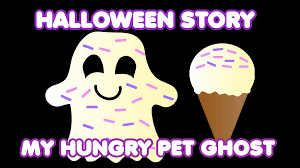 Halloween Books For Toddlers Online by Halloween Story For Kids My Hungry Pet Ghost Bedtime Stories