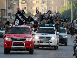 Why ISIS Uses Toyota Trucks - Business Insider 2017 Toyota Tacoma Trd Pro First Drive No Pavement No Problem 2016 V6 4wd Preowned 1999 Xtracab Prerunner Auto Pickup Truck In 2018 Offroad Review An Apocalypseproof Tundra Sr5 57l V8 4x4 Double Cab Long Bed 8 Ft Box 2005 Photos Informations Articles Bestcarmagcom New Off Road 6 2015 Specs And Prices Httpswwwfacebookcomaxletwisters4x4photosa