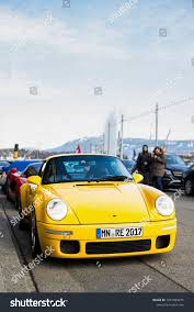 100 Ruf Project Geneva Switzerland March 2018 CTR Stock Photo Edit Now