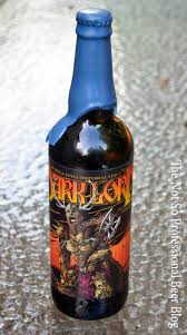 Curious Traveler Pumpkin Beer Advocate by The Not So Professional Beer Blog May 2014