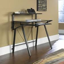Sauder Desks At Walmart by Sauder Desk Jamocha Wood Finish 411961 For Sale At Walmart