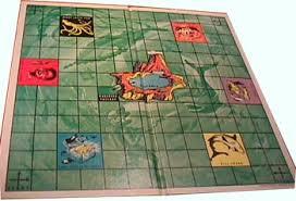 20000 Leagues Under The Sea 1960s Disney Tie In Gardner Games