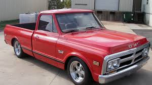1969 GMC Short Bed Resto Mod Pickup | T48 | Kansas City 2012