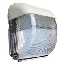 led wall pack 50 watts white designer line 100w equiv 5000