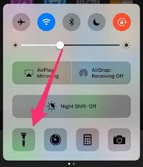 How to Turn Flashlight on iPhone EaseUS