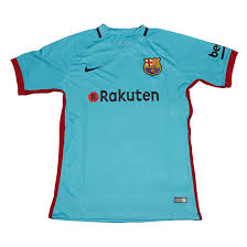 maillot fc barcelone exterieur 17 18 sortie magasin clubs