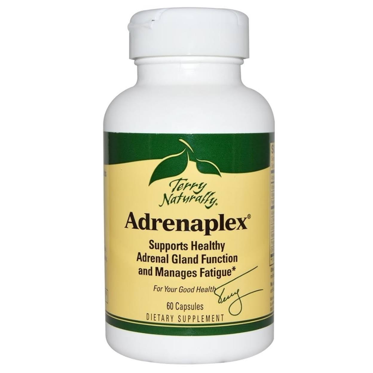Terry Naturally Adrenaplex - 60 Capsules