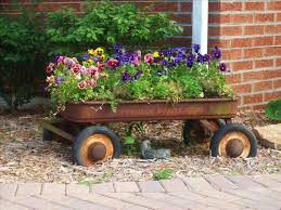 Metal Tubs Filled With S Debs Yard U Front Tonka Floral Arrangement Arrangements Dump Truck