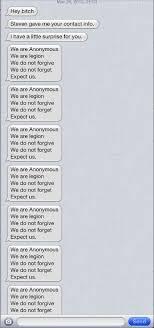 iMessage Denial Service Prank Crashes Messages