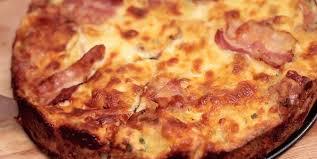 pizza kuchen mit baguette selber machen foodimpress de