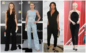 20 jumpsuits worthy of a formal occasion they u0027re having a major