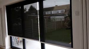 Motorised Roller Blinds Over BI-Fold Doors | Premier Blinds ... Motorised Roller Blinds For Bifold Doors Premier 67 Best Battery Operated Images On Pinterest Diy Deck Awning Chrissmith Motorized Retractable Awnings Houston Sunesta The Canvas Brisbane Bromame Rv Awning Fabrics Lowest Price Top Quality From Rvawningsmart Tx Sunscreen Roller Blinds Floor To Ceiling Windows Sliding Doors Review Elite Heavy Duty Patio Roman Are Great Interior Barn