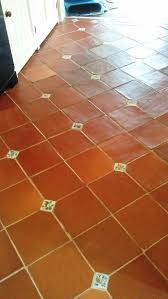 cleaning terracotta floor tiles near boston lincolnshire tile doctor