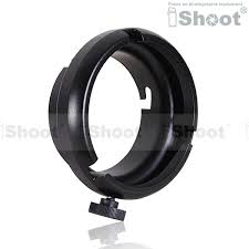 Lamp Shade Adapter Ring by Comet To Bowens Mount Ring Adapter For Photo Studio Strobe Flash