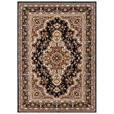 delavita teppich rechteckig 7 mm höhe orient optik wohnzimmer
