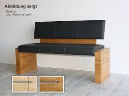 sitzbank 160x82x56cm acerro rustikale asteiche massiv casade mobila