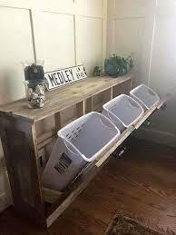 wäsche zuhause diy waschküchenorganisation ideen zum