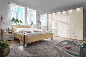 wiemann loft schlafzimmer bianco eiche chagner möbel