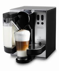 M Nespresso Lattissima Single Serve Espresso Maker