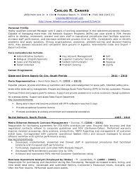 Carlos Canard Contract Management Resume Rev 2014 CARLOS R CANARD 2850 Palm Aire Dr 104 Pompano Beach