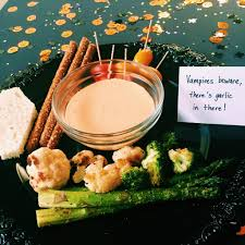Puking Pumpkin Cheese Dip by Halloween Appetizers Shaped Like Eyes Hungry Happenings Halloween