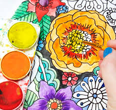 Alisaburke My Favorite Ways To Color And A Free Coloring Download