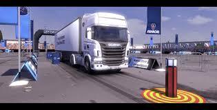 SCS Software's Blog: Scania Truck Driving Simulator