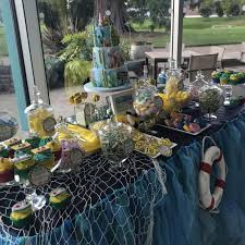 Songebob Squarepants Themed Kids Party Candy Buffet - Candy ...
