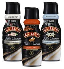 Pumpkin Spice Baileys by Baileys Coffee Creamers Announces 2015 Holiday Flavor Lineup