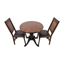69% OFF - Pier 1 Pier 1 Keeran Bistro Rubbed Black Round Table / Tables Bistro Table And Chair Sets Awesome With Image Of 69 Off Pier 1 Keeran Rubbed Black Round High Imports Ding Room Chairs One Ikea Has Recalls Bistro Chairs Due To Fall Hazard Console Intended For Plans E Coffee Ordinary 30 Fresh Outdoor In Pier One Accent Apkkeurginfo Round Table Chriiscience1stoaklandorg Tables Indesignsme C Etched Metal Cstruction Cookingfevergames