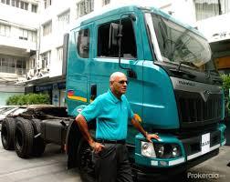 100 Mahindra Trucks Launches Blazo
