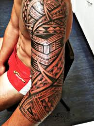 Tribal Tattoo Designs 37