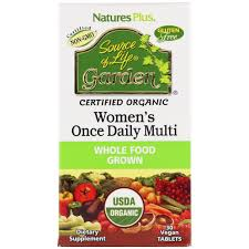 100 Daily Source Natures Plus Of Life Garden Womens Once