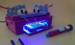 2 in 1 lcd separator machine seperator with cls led bulbs uv