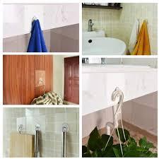 julyfox badezimmer haken kleiderhaken handtuchhaken 6 stücke