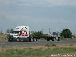 100 Sherman Bros Trucking Freightliner Cascadia With Spread Axle Flatb Flickr
