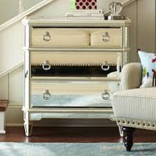 merriweather mirrored chest antique white pier 1 imports