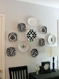teller dekoration an der wand dekoration ideen plates on