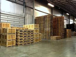 ISPM Certified Crates Pallets
