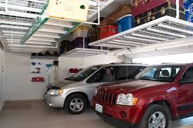 Houston Overhead Garage Storage